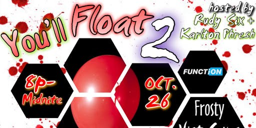Function Presents: You'll float 2
