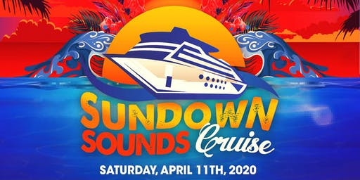 Sundown sounds cruise Tampa bay's Largest floating dance music festival