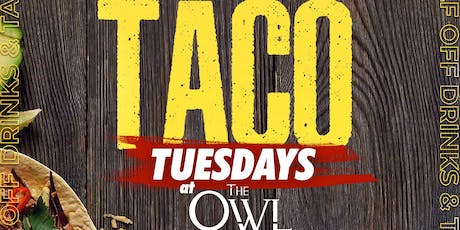 Taco Tuesday at The OWL tickets