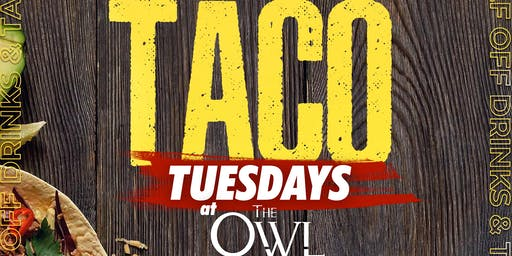 Taco Tuesday at The OWL
