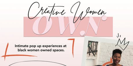 Creative Women Own at Lakou Cafe tickets