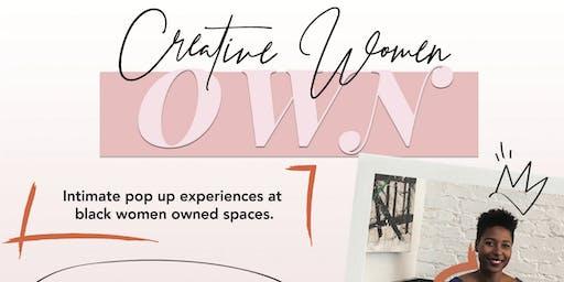 Creative Women Own at Lakou Cafe