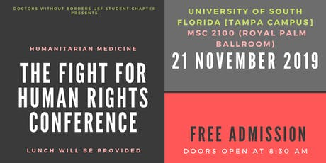 Humanitarian Medicine: The Fight for Human Rights Conference tickets