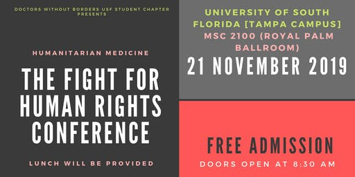 Humanitarian Medicine: The Fight for Human Rights Conference