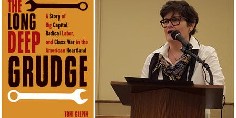 "Toni Gilpin - ""Long Deep Grudge"" tickets"