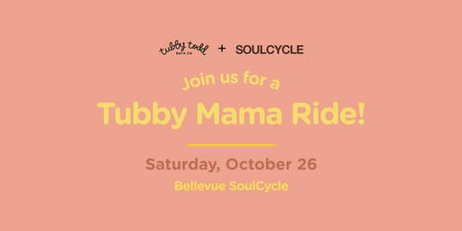 Tubby Todd x Soul Cycle - Seattle
