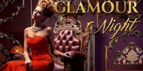 Glamour Night - Festa  Áreas Lu Valencia ,Suzana Strumiello e Fabiana Marin ingressos