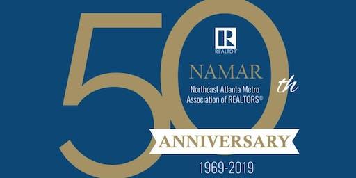 NAMAR 50th Anniversary Celebration
