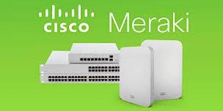 Cisco Meraki Hands-on Mini-lab Waltham, MA tickets