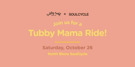 Tubby Todd x Soul Cycle - Chicago tickets