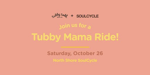 Tubby Todd x Soul Cycle - Chicago