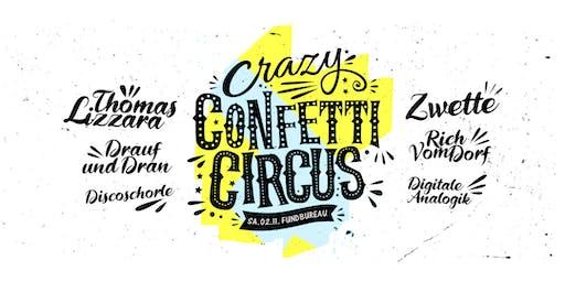 Crazy Confetti Circus