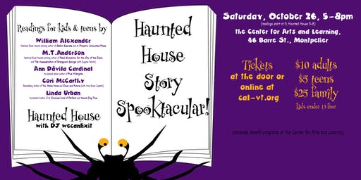 Haunted House Story Spooktacular!