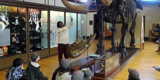 Rutgers Geology Museum Trip