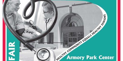Health and Wellness Fair at Armory Park Center