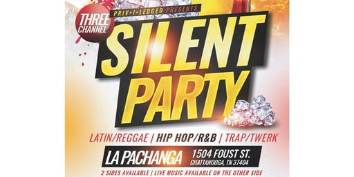 Silent Party (La Pachanga Night Club)