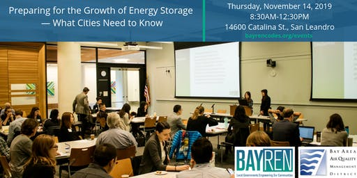 Preparing for the Growth of Energy Storage — What Cities Need to Know