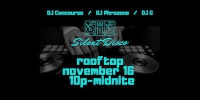 Rooftop Silent Disco