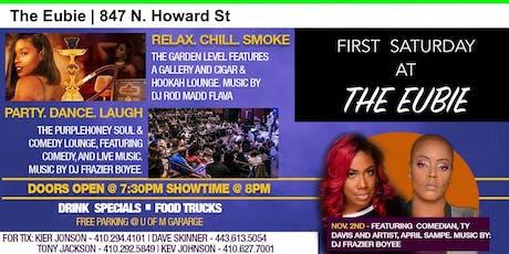 Purple Honey presents Elation November tickets
