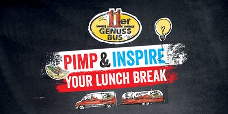 11er Genuss-Bus @InnoSchool tickets