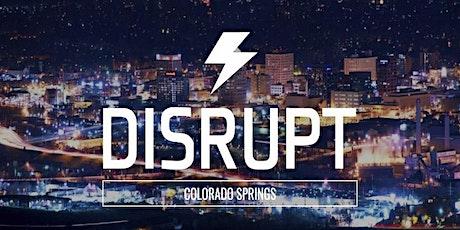 DisruptHR Colorado Springs 2.0 tickets