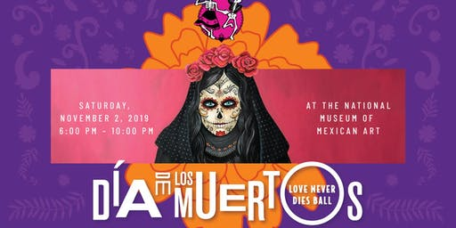 Día de los Muertos: Love Never Dies Ball