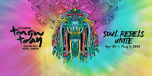 Tmrw.Tday Culture Fest 2020 - Jamaican Locals Ticket Centre