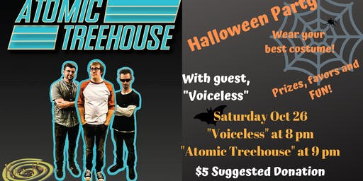 Atomic Treehouse with guest Voiceless