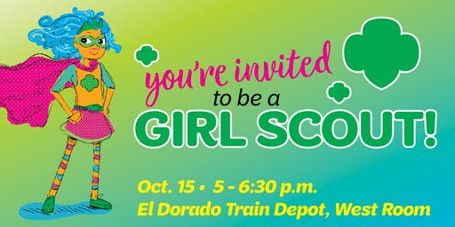 Fall into Girl Scouts
