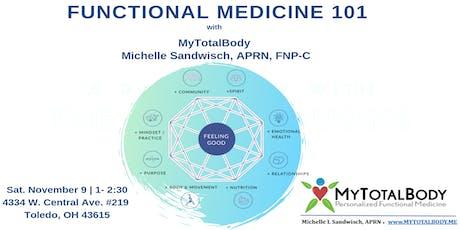Functional Medicine 101 tickets
