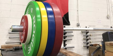 Clean and Jerk Clinic tickets