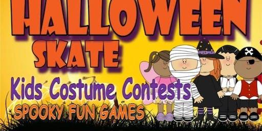Halloween Skate!