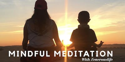 Mindful Meditation Group Class