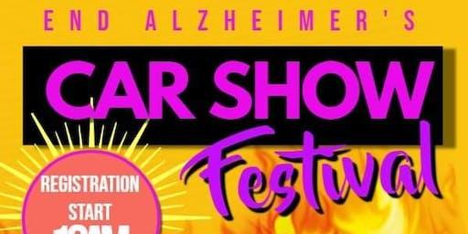 End Alzheimer's CAR SHOW