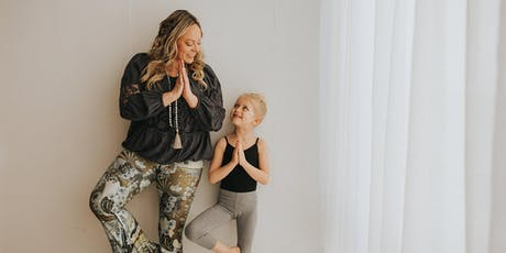Kids Yoga with Courtney: My Little and Me Yoga tickets