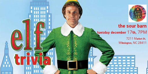 Elf Trivia at The Sour Barn