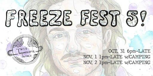 Freeze Fest 5