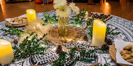 "The Sacred Circle: Celebrate the ""Inner"" Spirit of the Season"