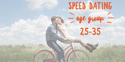 Speed Dating: ages 25-35