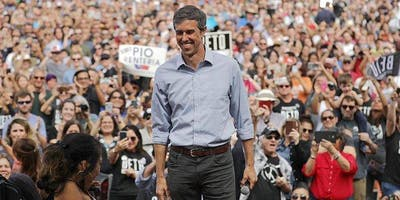 Phone Bank for Presidential Candidate Beto O'Rourke   Crockett, TX