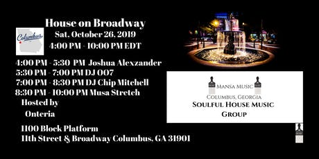 House on Broadway tickets