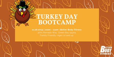 BBF Turkey Day Bootcamp 2019