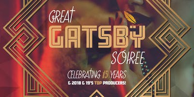 BROKERS 15 Year Gatsby Soiree