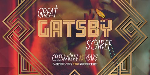 BROKERS 15 Year Gatsby Soiree