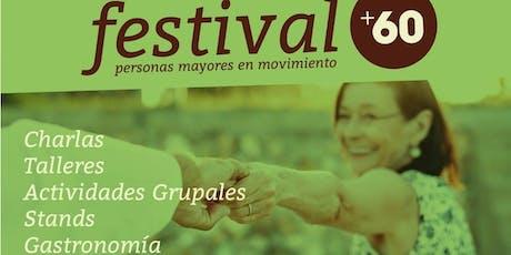 Festival Árbol + 60 - Personas mayores en movimiento entradas
