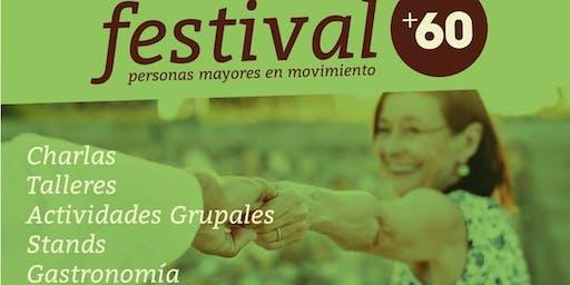 Festival Árbol + 60 - Personas mayores en movimiento