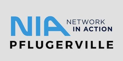 Network in Action Launch and Learn 3 Pflugerville