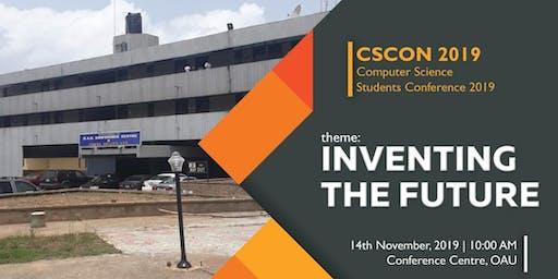 CSCON 19 - INVENTING THE FUTURE