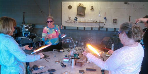 Make And Take Hot Glass Workshop @ Agricultural & Industrial Museum of York