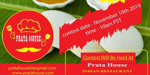 2019 Annual Idli Eating Contest